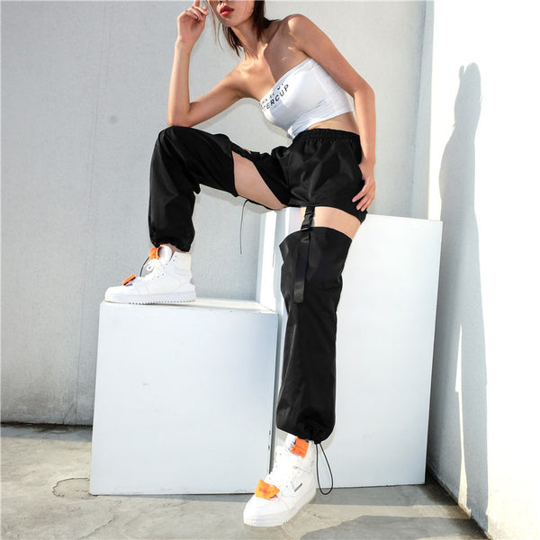 Streetwearlooks Fashion Street Trendy Trousers