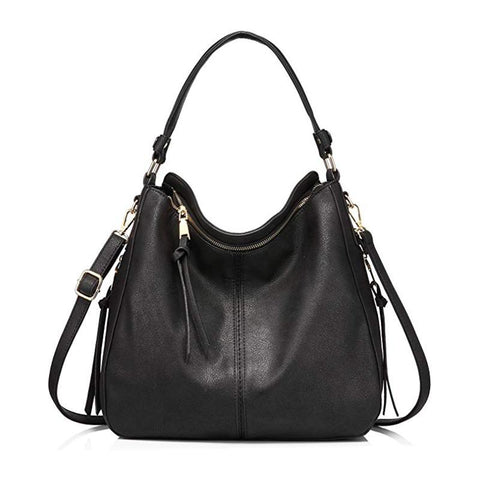 139125  Women's Fringe Crossbody Shoulder Bag