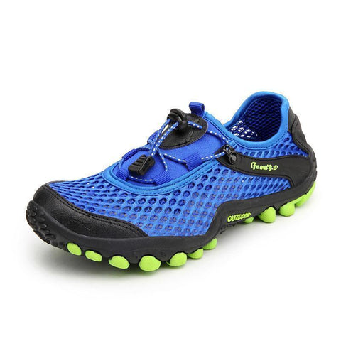Mens Outdoor Walking Shoes