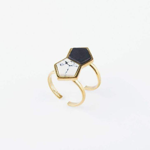 Angled Polygon Ring