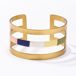 Kaia Cuff - Multi - Rebel Vine Boutique