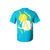 J Balvin Meal Tee Blue