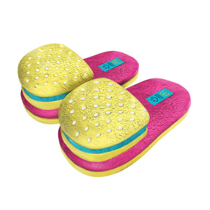 Jose's Favorite Slippers