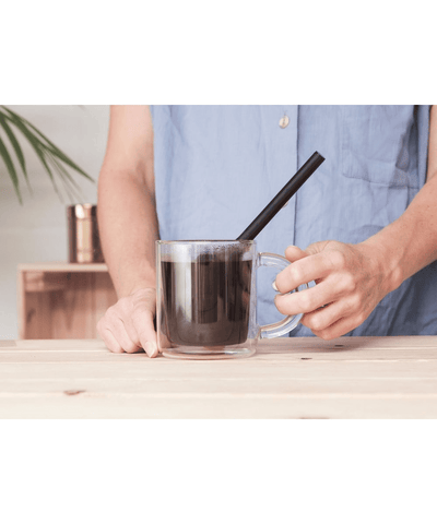 Barista & Co. Brew It Stick Coffee Infuser - Navy