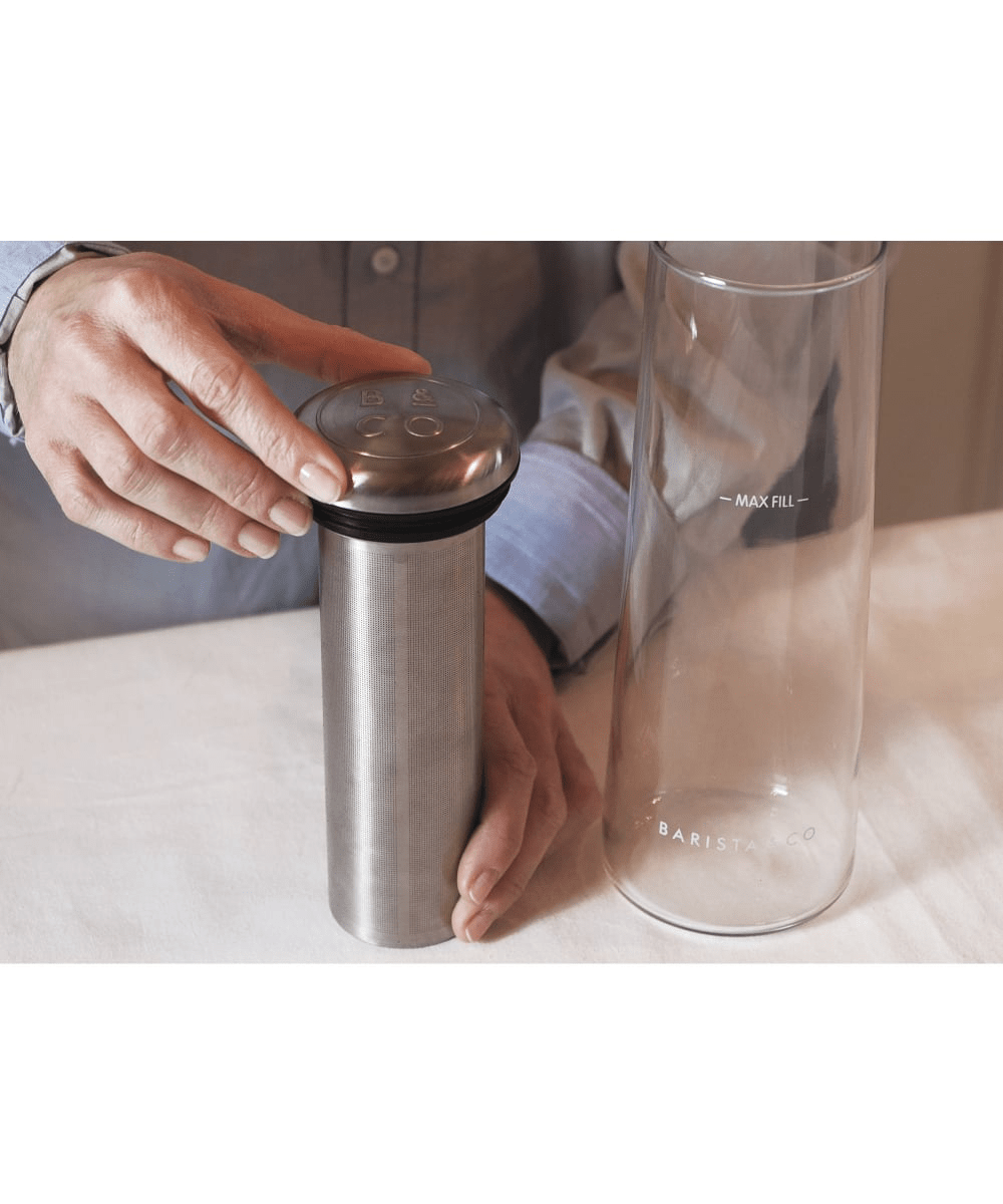 Glass Cold Brew Carafe