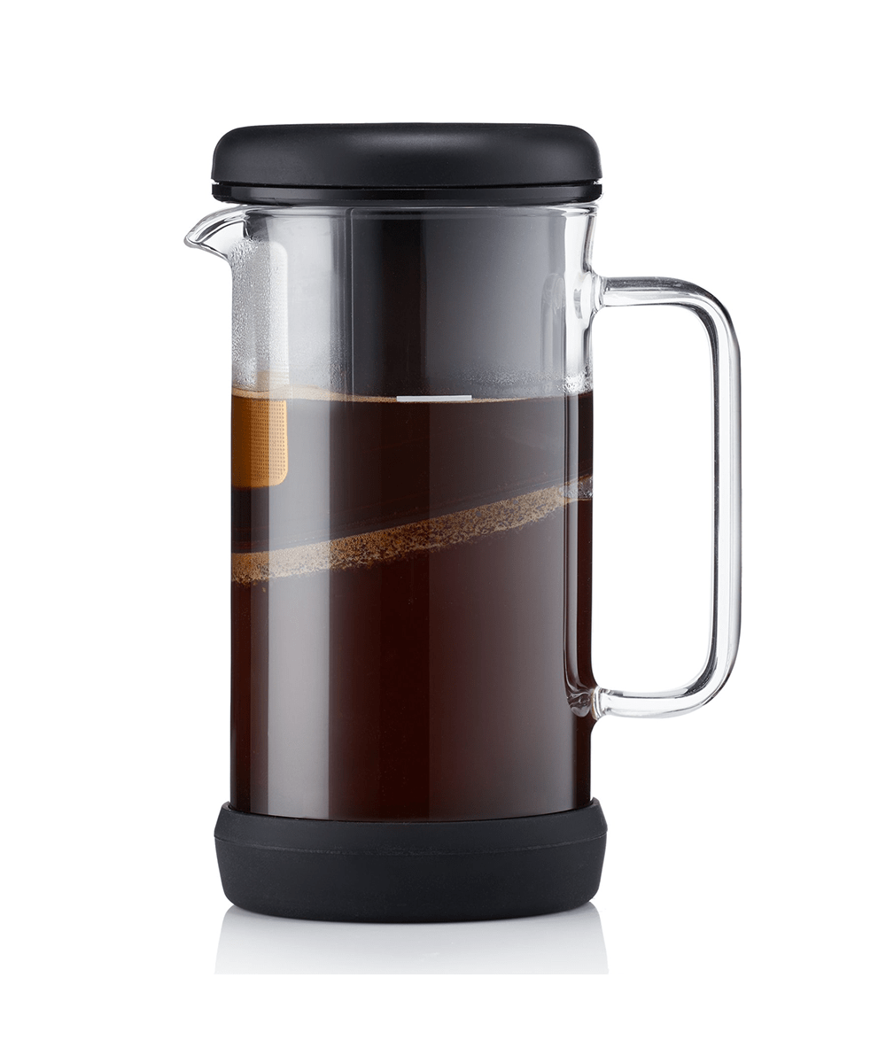 Barista & Co. OneBrew Coffee Infuser - Black