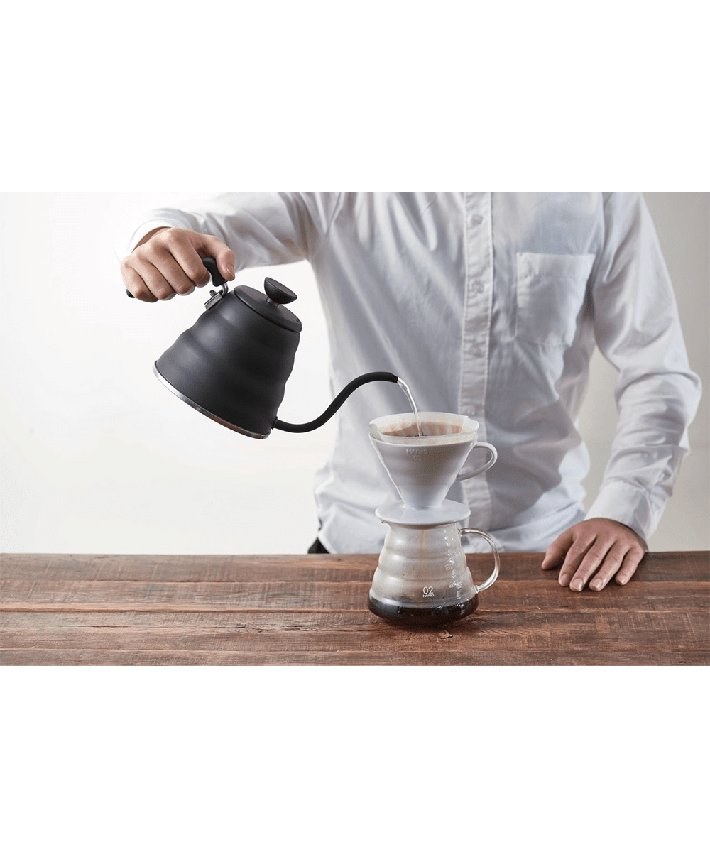 Hario V60 Coffee Drip Kettle - Matte Black