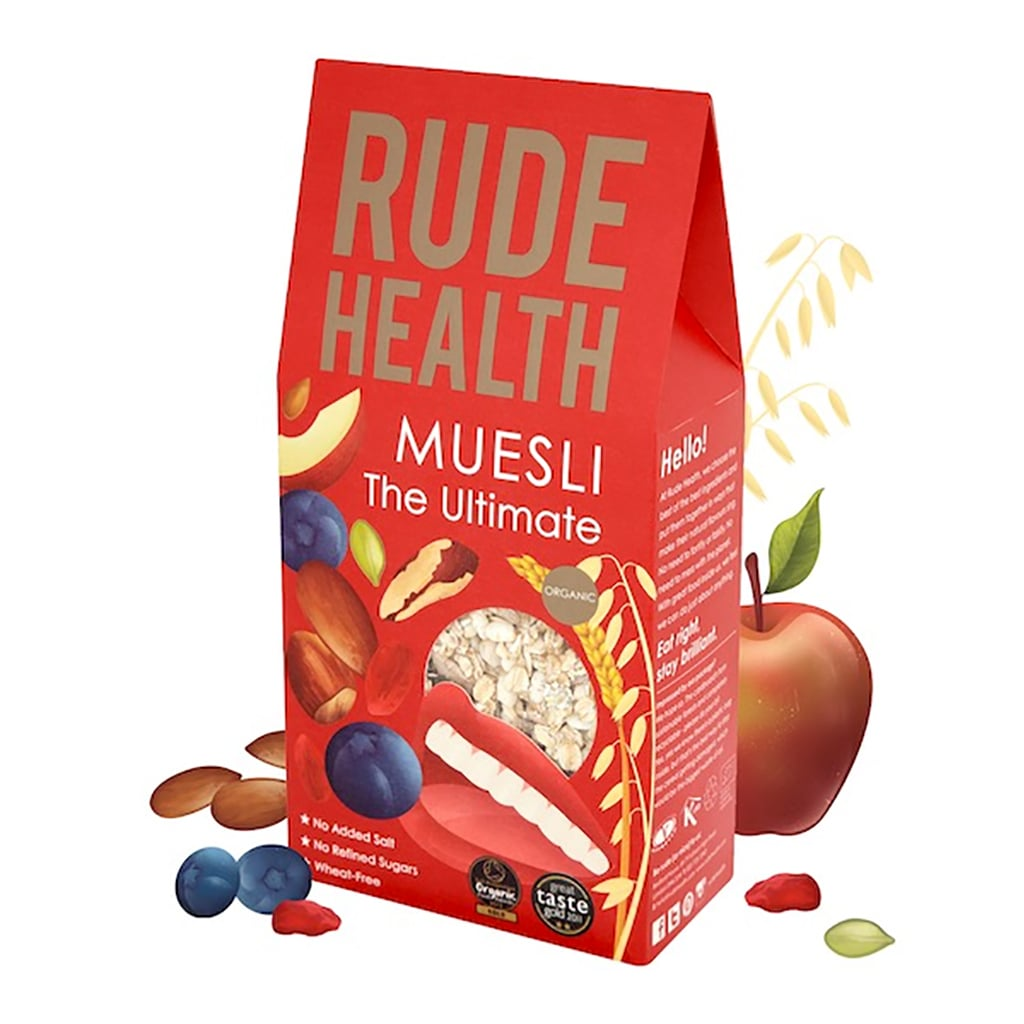 The Ultimate Muesli