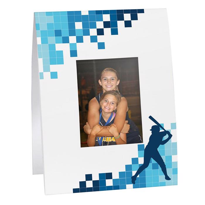 Baseball Locker Room Instax Mini Frame
