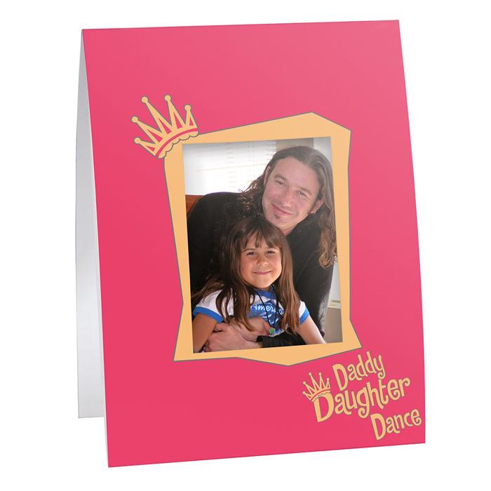 Daddy Daughter Dance Instax Mini Frame