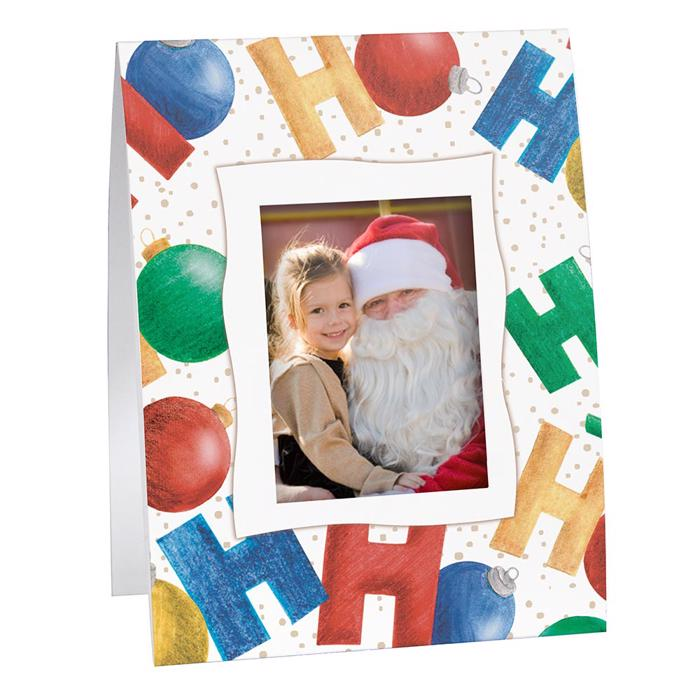 Holiday Ho Ho Ho Instax Mini Frame