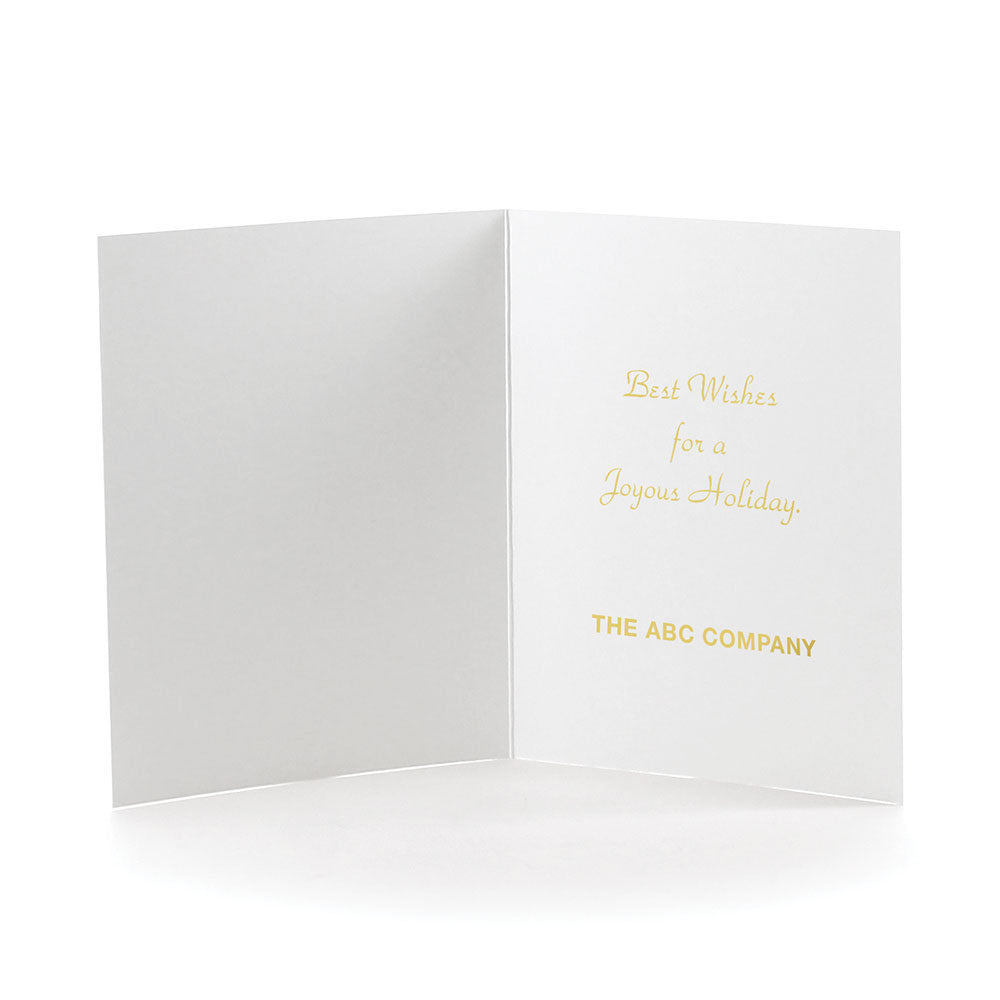 World of Happiness Holiday Greeting Card