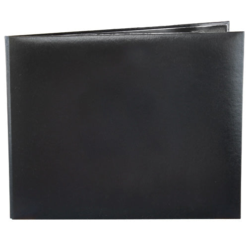 Single View Horizontal Padded Folio