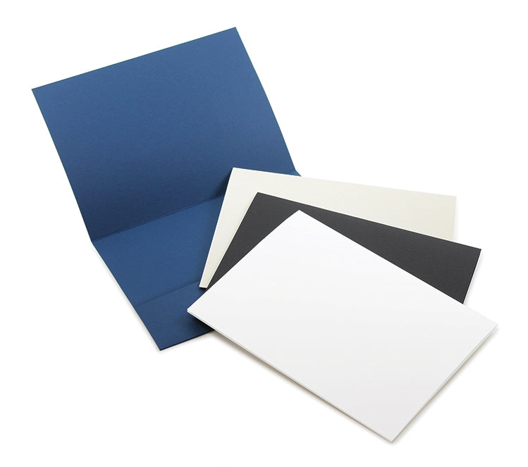 Horizontal Pocket Folders – Mini