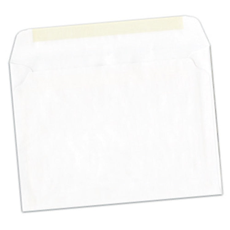 White Thank You Card