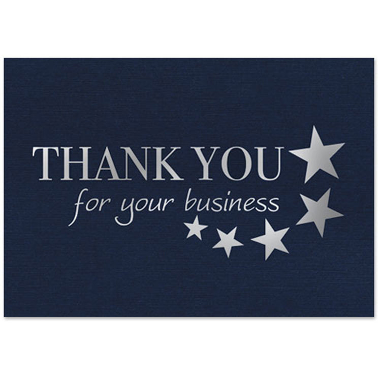 Thank You Stars Note Card