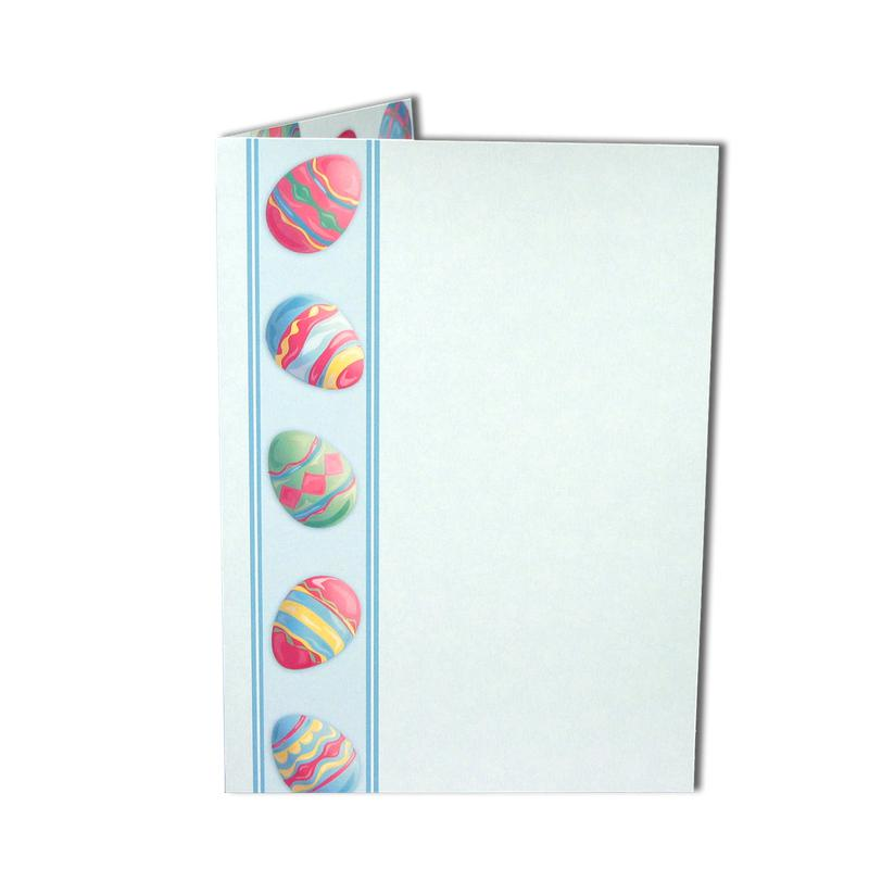Easter Eggs Folder frames