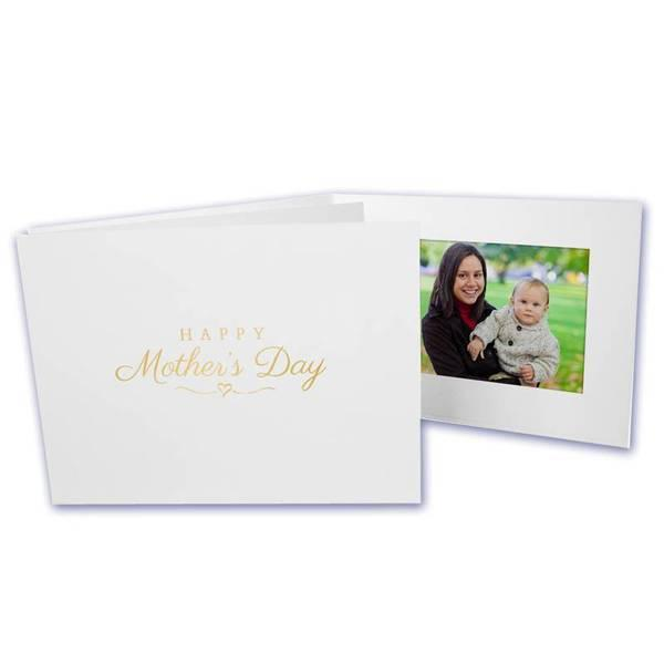 EconoBright Folders Stamped Series - Mother's Day