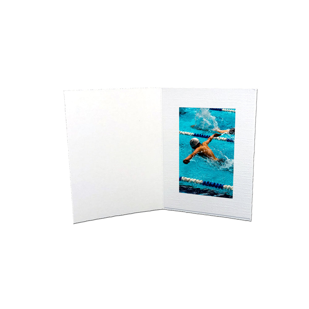 White Enviro Folders frames in vertical orientation