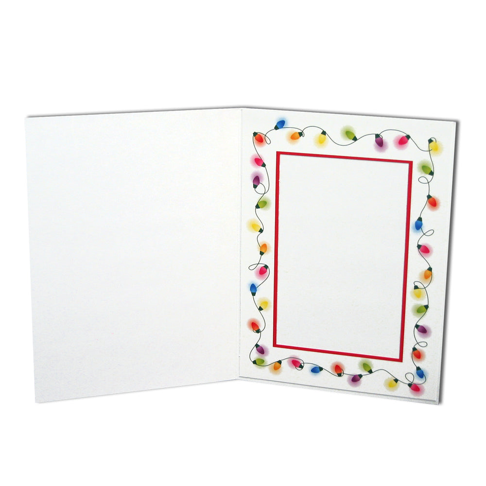 4x6 Light Strings Folder frames
