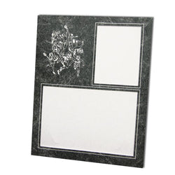 Marble/White Memory Mate Easels - Sports