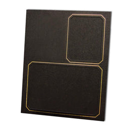 Redwood Memory Mate Series - Plain Black