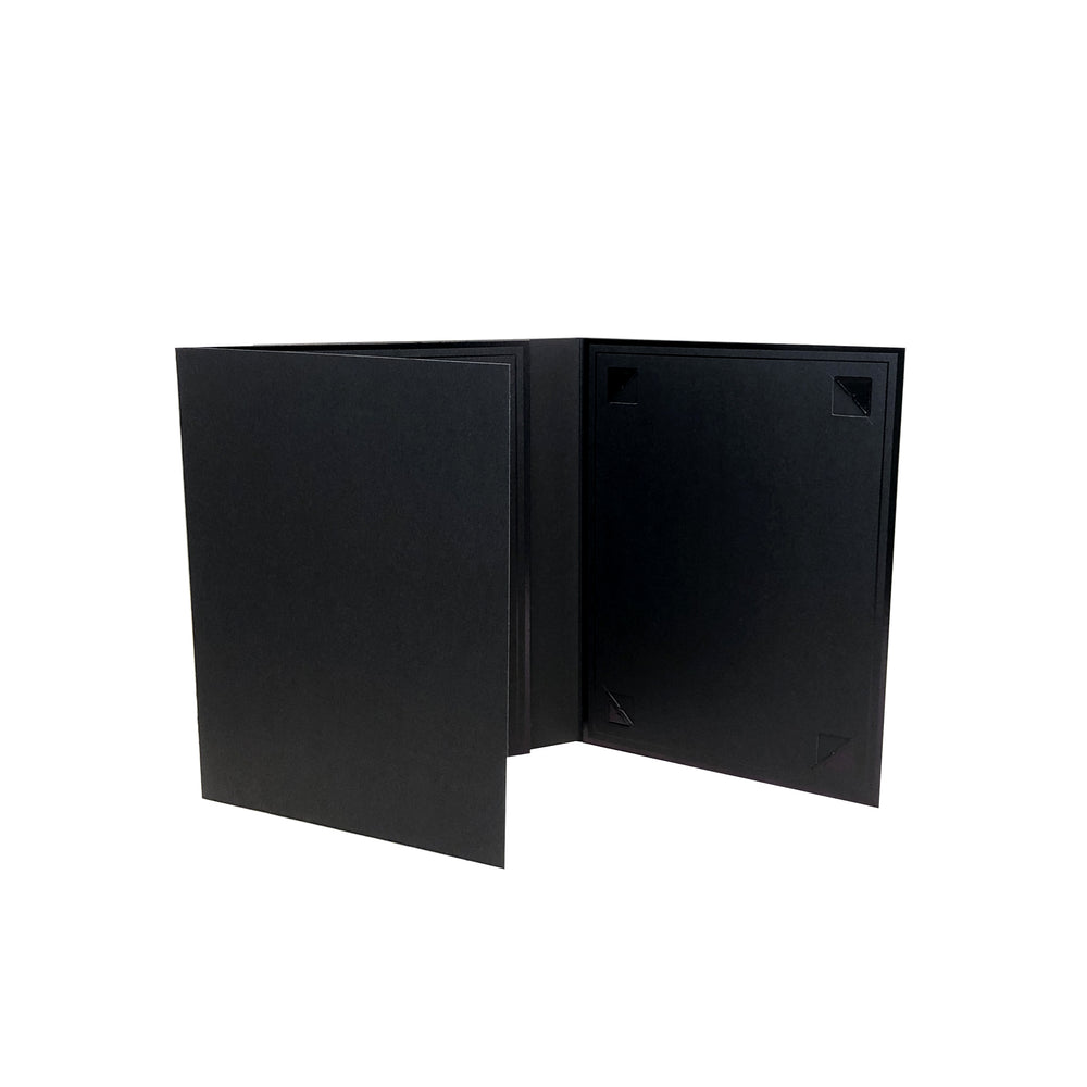 Black Studio Ebony Folder frames