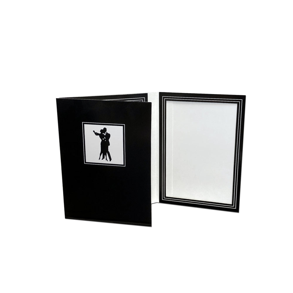 Black Waltz Folder frames