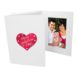 EconoBright Folders Stamped Series - Valentine's Day