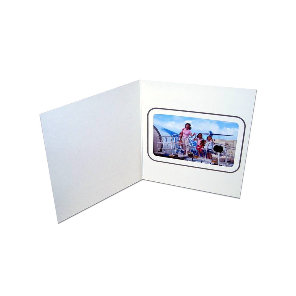 White Instax Folder frame