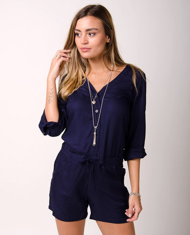 Playsuit Overall Damen