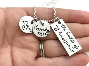 The Beats Of My Heart Necklace