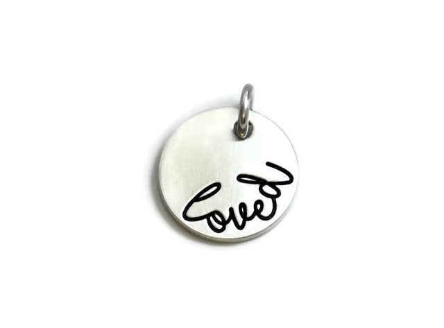 Cursive Charm ONLY