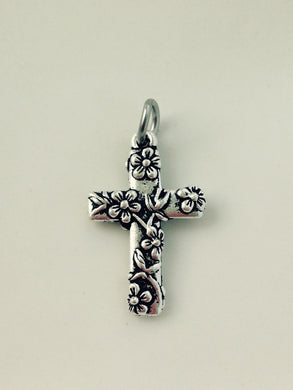 Embellished Cross Charm ONLY