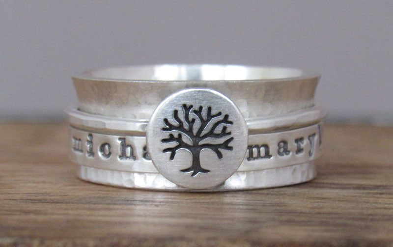 Family Tree Ring 4