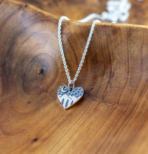 Load image into Gallery viewer, Sterling Silver Wanderlust Necklace