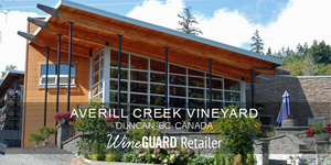 Averill Creek Vineyard Wineguard retailer