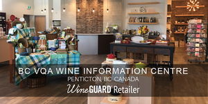 wineguard winery BC VQA wine information center