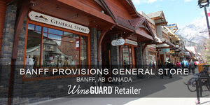 wineguard retailer banff provisions general store
