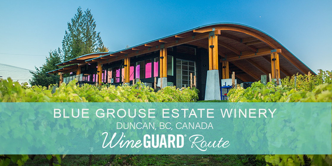 wineguard retailer blue grouse estate winery
