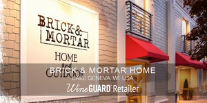 Brick & Mortar Home
