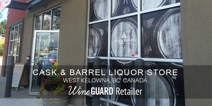 The Cask and Barrel Liquor Store