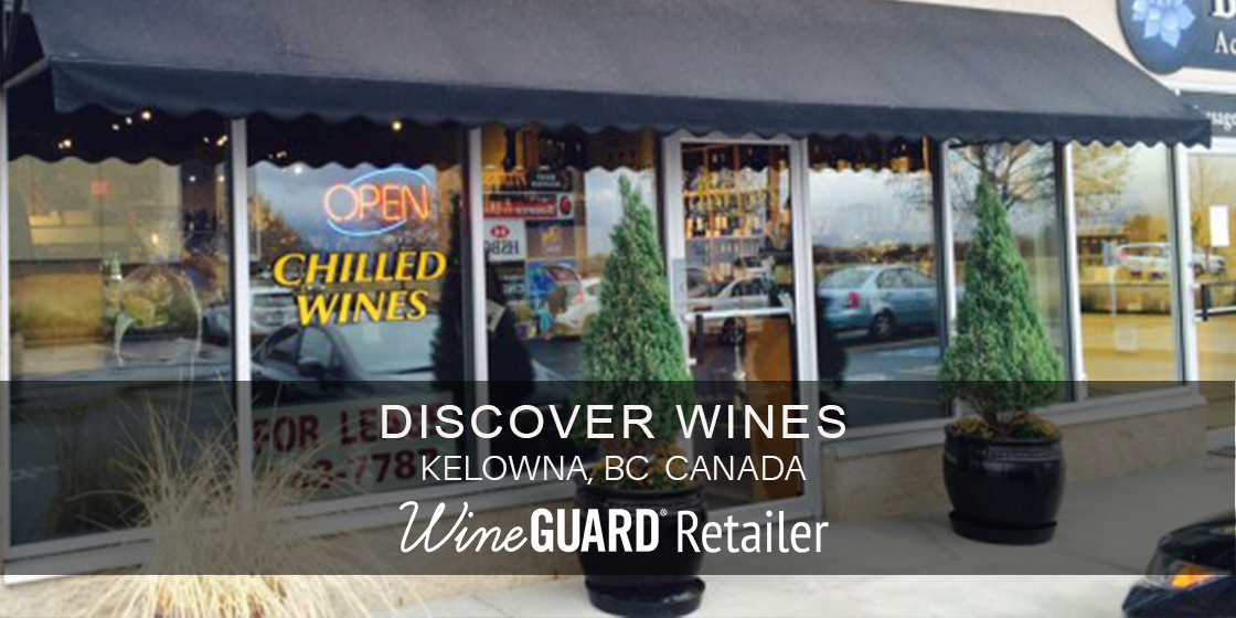 wineguard retailer discover wines