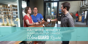 wineguard retailer Haywire Winery