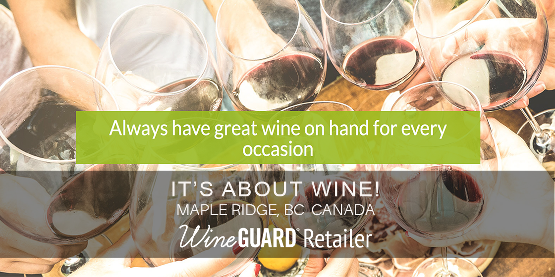 wineguard retailer its about wine