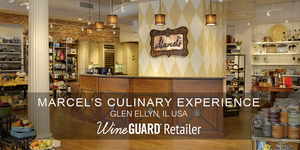 wineguard retailer marcel's culinary experience