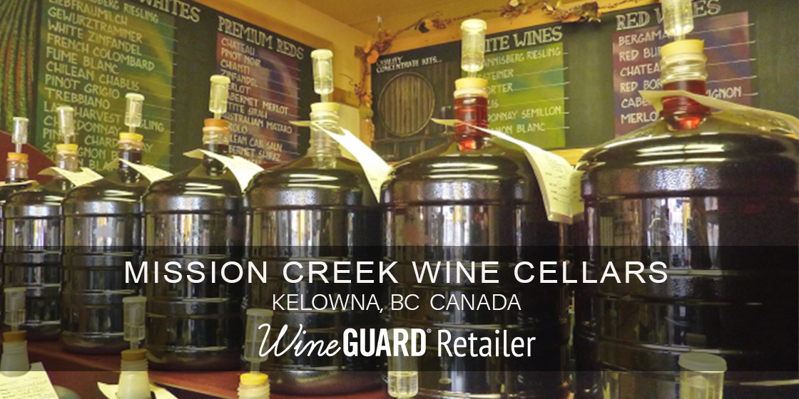 wineguard retailer mission creek wine cellars