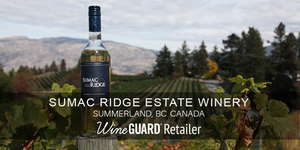 wineguard retailer sumac ridge estate winery