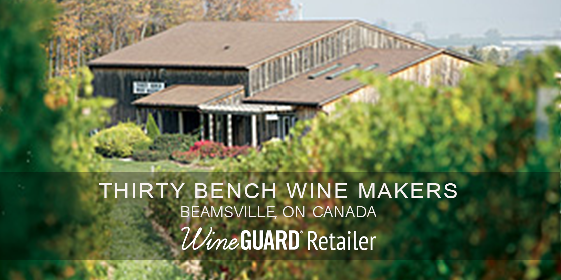 wineguard retailer thirty bench wine makers