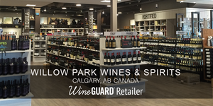 wineguard retailer willow park wines & spirits